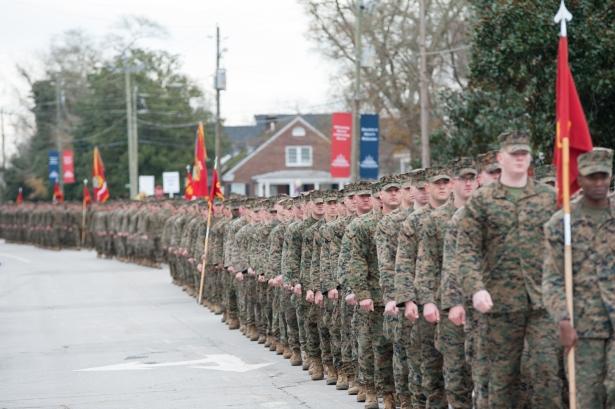 75th 2nd Marine Division Birthday-13