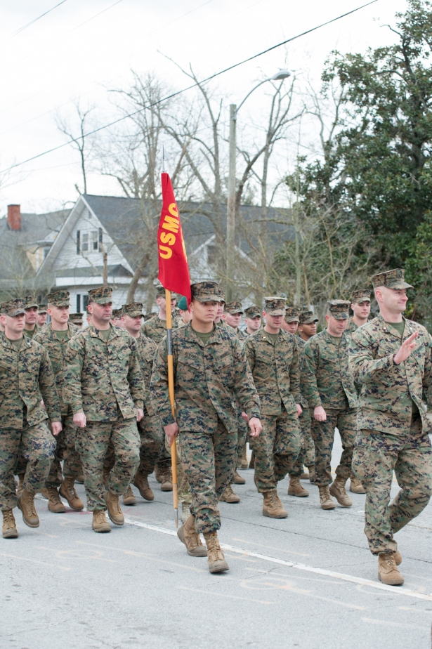 75th 2nd Marine Division Birthday-19