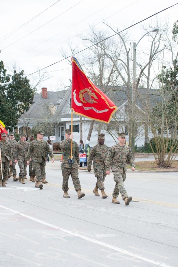 75th 2nd Marine Division Birthday-42